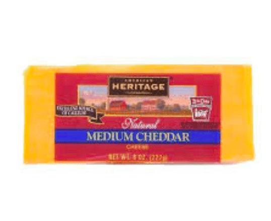 Cheddar Cheese By Feta
