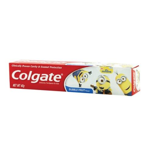 Colgate Kids Minions Toothpaste 40g Feta