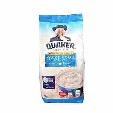 Quker Oatmeal by feta