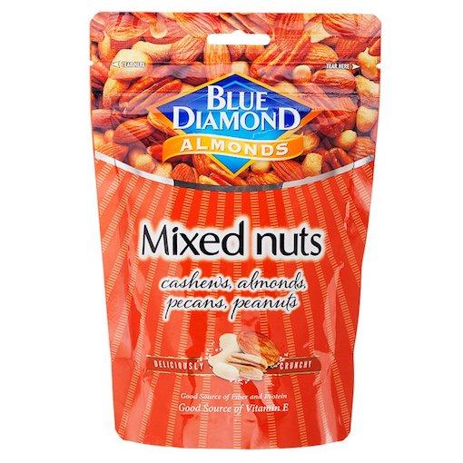 mixed nuts blue diamond by feta