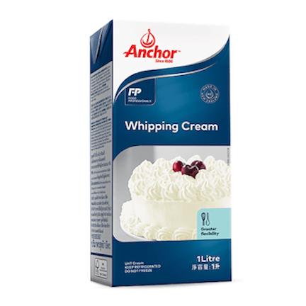 Anchor Whipping Cream 1L Feta