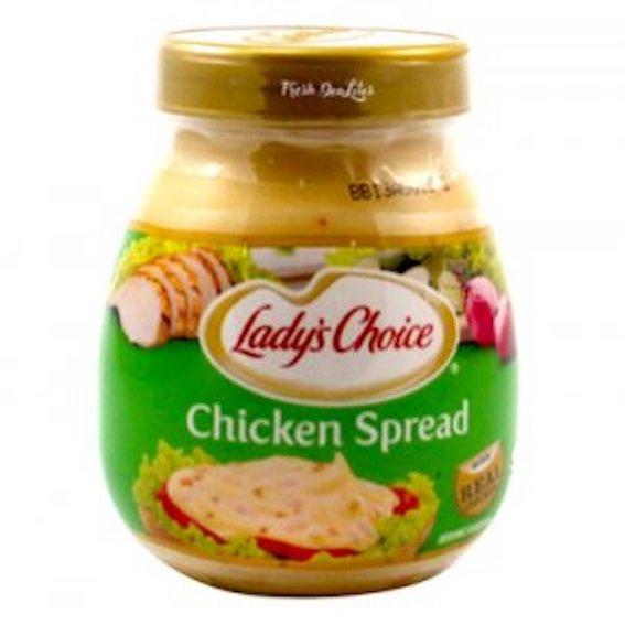 By feta Lady's-Choice-Chicken-Spread-220ml