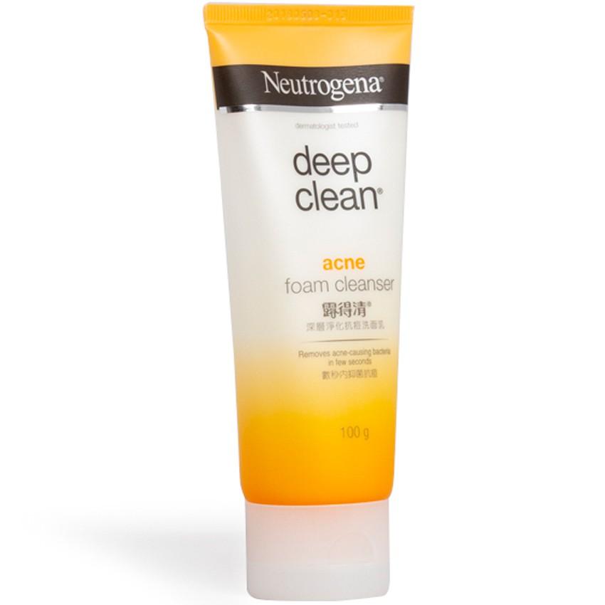 Deep clean acne by feta