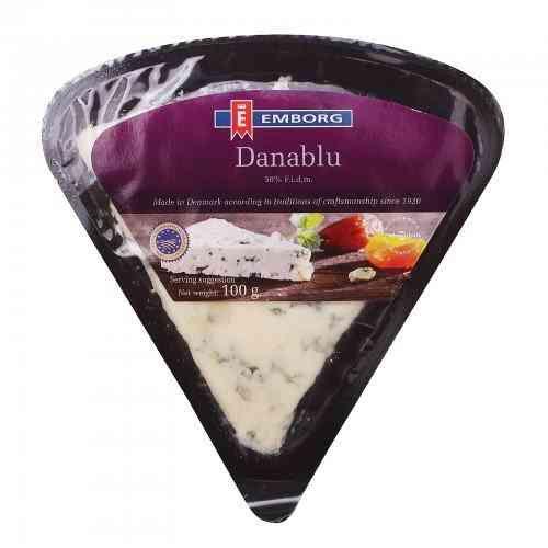 Emborg Danablu Blue Cheese 29% Fat 100g Feta