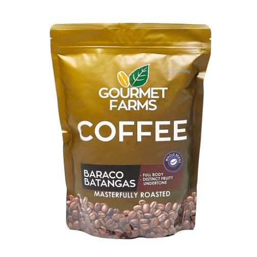 Gourmet Farms Coffee Baraco batangas