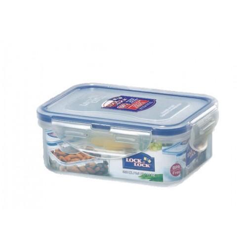 LocknLock Classic Airtight Rectangular Food Container 350ml Feta