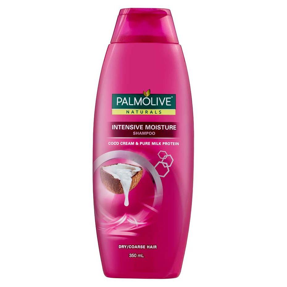 Palmolive Naturals Intensive Moisture Shampoo Conditioner 350ml feta
