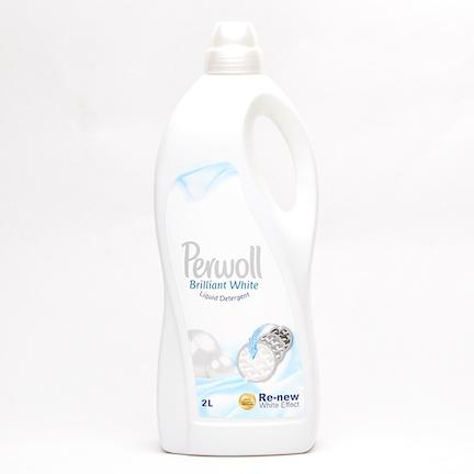Perwoll Brilliant White Liquid Detergent 1 Gallon Feta