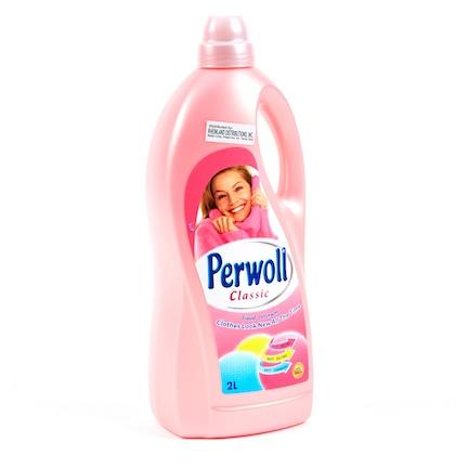 Perwoll Classic Liquid Laundry Detergent 2L Feta