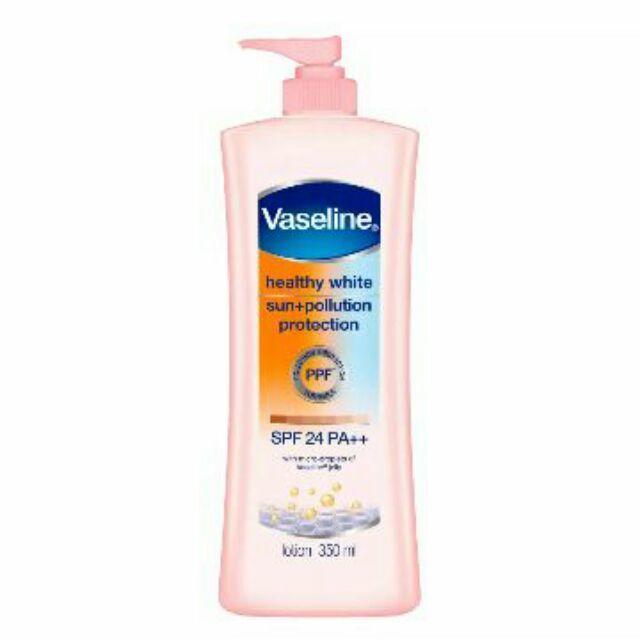 Vaeline healthy white sun by feta