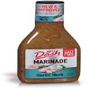 dash marinade by feta
