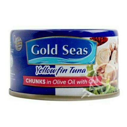 gold seas yellowfin tuna