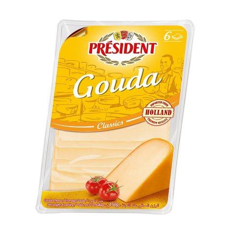 president gouda by feta