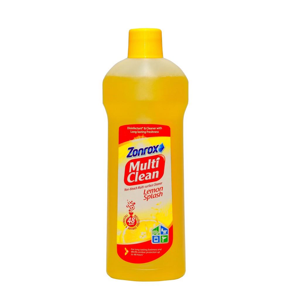 zonrox by feta lemon