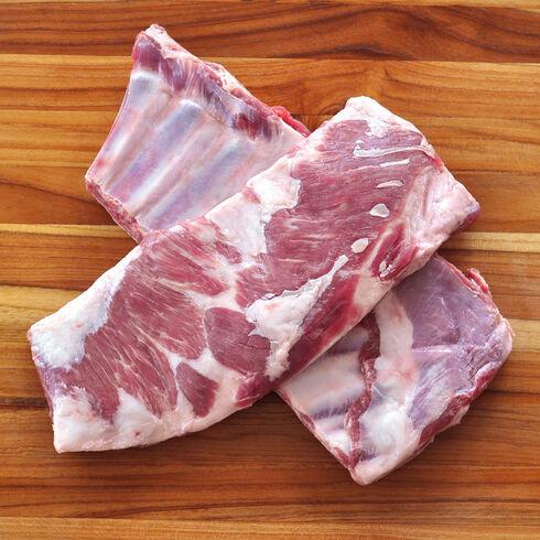 Chilled Lamb Rib by feta
