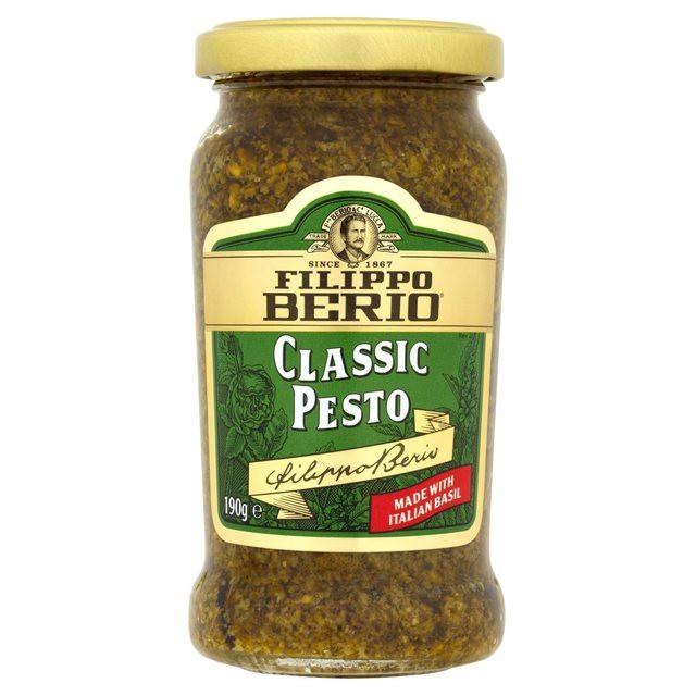 Filippo berio pesto by feta