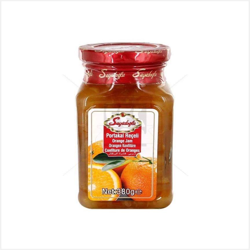 Seyidoglu Jam – Orange Flavor 380g Feta