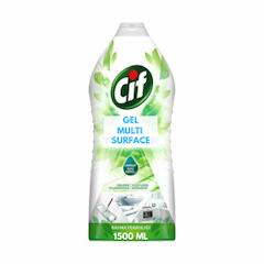 Cif Gel Multi Surface Cleaner Fresh Spring 1500mL feta