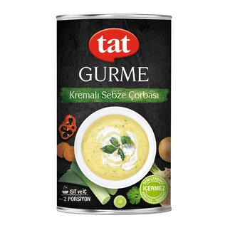 Tat Gourmet Cream of Vegetable Soup 420g feta