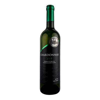 Belo vino RUBIN Chardonnay White Wine 0,75l 2018 feta